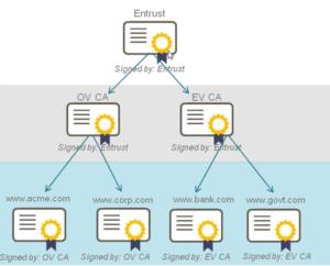 SSL Sample architecture