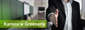 Kariera w Greeneris